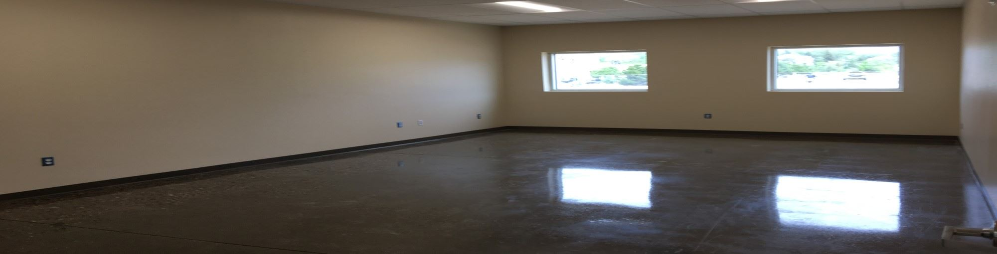 New Recreation Room