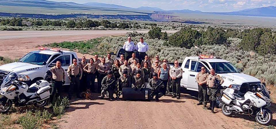 Taos County Sheriff Office Picture